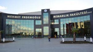 Engelsiz Üniversite Ödülleri'nde Mehmet Erdemoğlu Mimarlık Fakültesine 'Turuncu Bayrak' ödülü