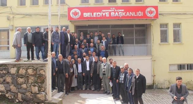 Erkan Aksoy, Mazbatasını Alarak Göreve Başladı