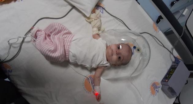 Eylül Bebek Yardım Bekliyor