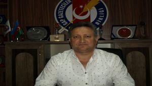 GAP Gazeteciler Birliği Genel Başkanvekili Özpolat'a büyük ödül