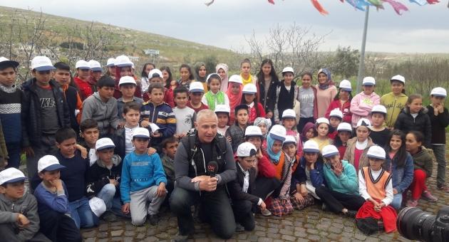 """Gaziantep Büyükşehir Belediyesinden  """"Turizm Zenginliklerimiz de Çevre Duyarlılığı"""" Etkinliği"""