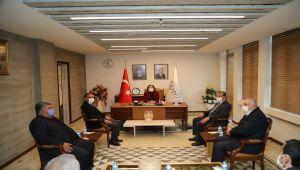Gaziantep Büyükşehir'den işyeri kapanan esnafa bin 500 TL destek