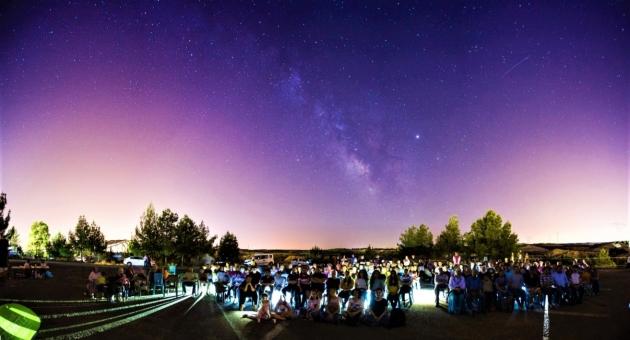 Gaziantep'de Yıldızlara Safari Gözlem Şenliği Sona Erdi