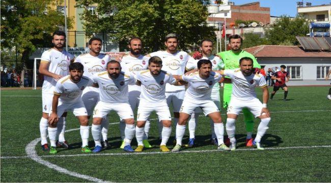 Gaziantep Spor : 0 – Kahta 02 Spor: 8
