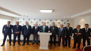 Gelecek Partisi Adıyaman İl Başkanı Dimez Oldu - Videolu Haber