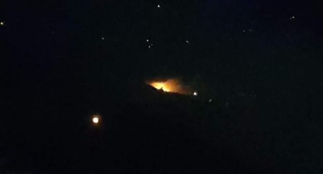 Gerger'de Ormanlık Alanda  Çıkan Yangın Kontrol Altına Alındı - Videolu Haber