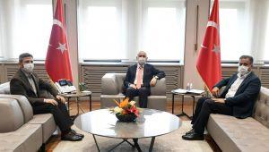GMDK Başkanı Aydın'ın girişimleriyle Adıyaman'a 2'nci köprülü kavşak