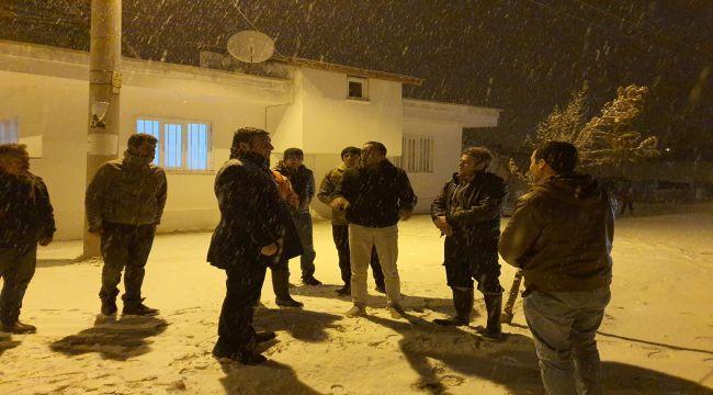 Gölbaşı Belediyesinden Kar Mesaisi - Videolu Haber