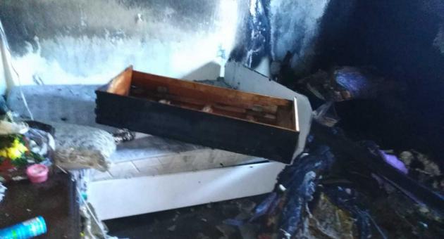Gölbaşı'nda Evde Çıkan Yangında 4 Kişi Dumandan Etkilendi