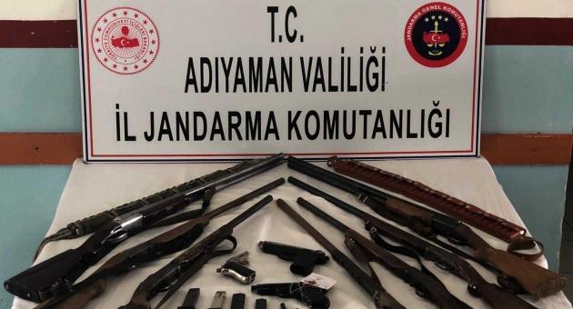 Gölbaşı'nda Silah Atölyesi Olarak Kullanılan Eve Operasyon: 1 Gözaltı