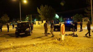 Gölbaşı'nda trafik kazası: 3 yaralı - Videolu Haber