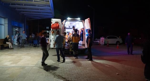 Gölbaşı'nda Trafik Kazası: 3 Yaralı