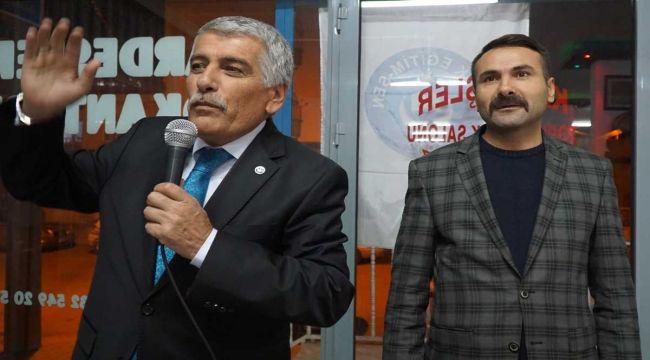 Gölbaşı Türk Eğitim-Sen'den Öğretmenler Günü Etkinliği