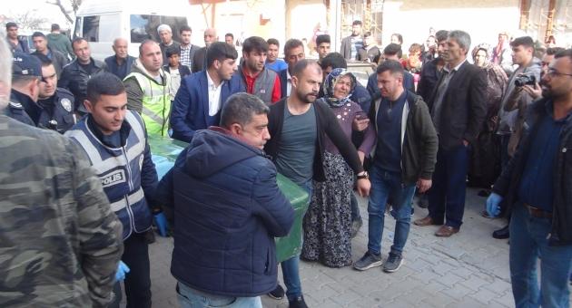 HAZIR- İnşaat İşçisi 5 Katlı Binadan Ölüme Atladı