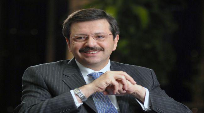 Hisarcıklıoğlu'ndan liseli adaylara TOBB okullarına tercih daveti