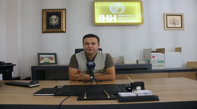 İHH Başkanı Tekbaş: Adıyaman'da 500 yetime bakıyoruz - Videolu Haber