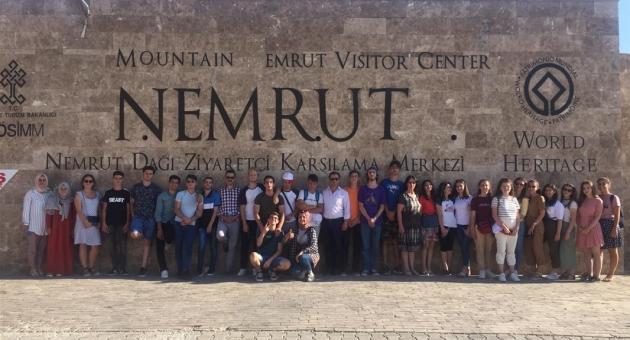 İki Ülke Gençlerinin Kültürel Kaynaşması