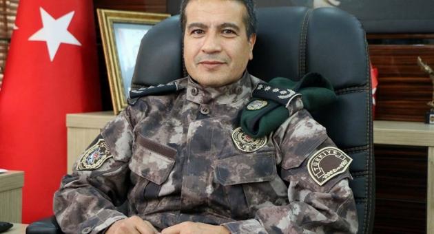 İl Emniyet Müdürü Alper'den 10 Nisan Polis Haftası Mesajı