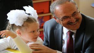 İl Milli Eğitim Müdürü Ahmet Alagöz'den 23 Nisan Mesajı