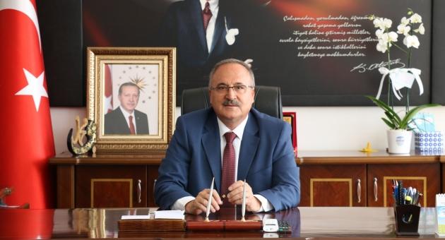 İl Milli Eğitim Müdürü Alagöz'den 15 Temmuz Demokrasi Ve Milli Beraberlik Mesajı