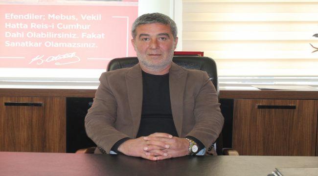İş adamı Mulhan, TDP Kahta İlçe Başkanı oldu
