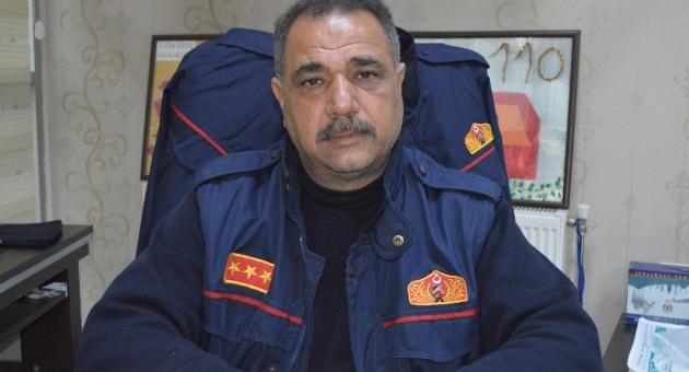 İtfaiye Müdürü Ahmet Çelik'ten Önemli Uyarılar - Videolu Haber