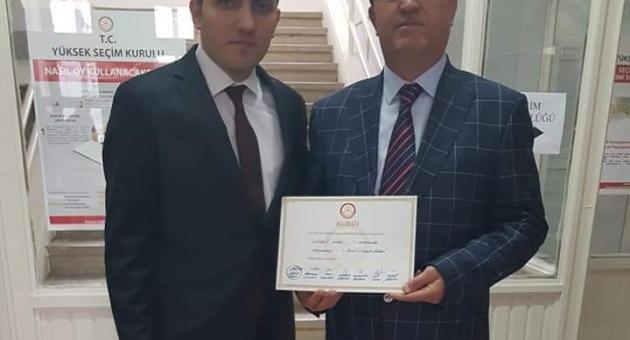 İYİ Parti Belediye Başkanı Ağır'ın Mazbatası İptal Edildi