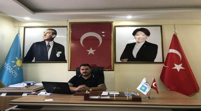 İYİ Partili Karaaslan: Adıyaman'a Zulüm Yapılıyor