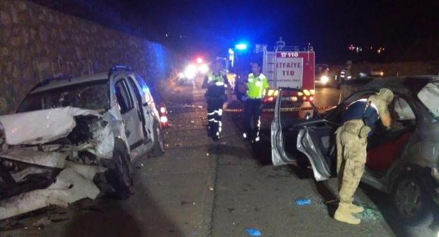 İzine Giden Uzman Çavuş ve Arkadaşı Trafik Kazasında Hayatını Kaybetti