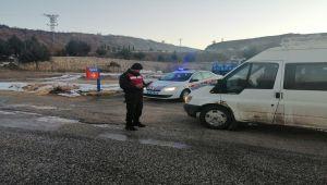 Jandarma'dan Genel Trafik Uygulaması