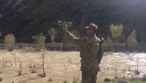 Jandarma, Emine Ninenin İlaçlarını Drone İle Teslim Etti - Videolu Haber