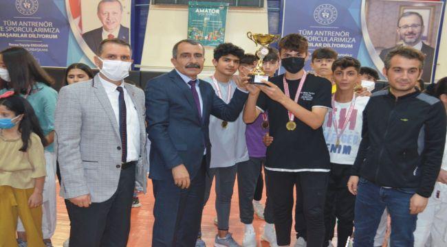 Kahta'da 'Amatör Spor Haftası' sona erdi
