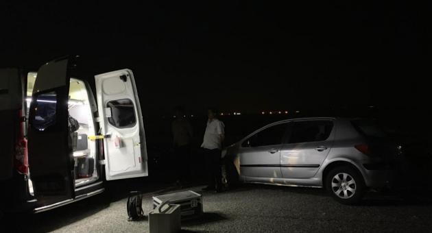 Kahta'da Eczacı Otomobilinde Ölü Bulundu