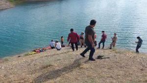 Kahta'da İki Kardeş Girdiği Gölette Boğuldu