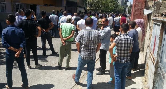 Kahta'da Mahalleli Baz İstasyonu Kurulumunu Durdurdu