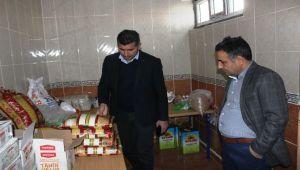 Kahta'da Okul Pansiyonlarında İnceleme Yapıldı