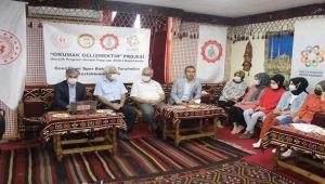 Kahta'da 'Okumak Gelişmektir' projesinin tanıtımı yapıldı