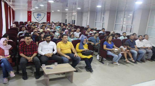 Kahta'da Rehber Öğretmenler Toplantısı