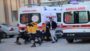 Kahta'da Sobadan Zehirlenen 9 Kişi, Hastaneye Kaldırıldı
