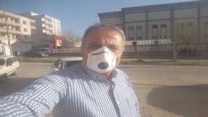 Kahta'da Vatandaşların Maske Fiyatlarına Tepkisi