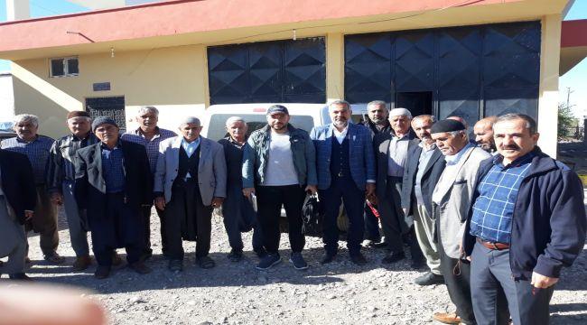 Kahta'daki Depremde Can Ve Mal Kaybı Yok