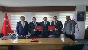 Kahta Kaymakamlığı İle Spor Toto Teşkilatı, 6 Tesis İçin Protokol İmzaladı