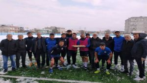 Kahta02 Spor -Gaziantep Ankas Maçına Hazır