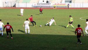 Kahtaspor 2-Siverek Belediyespor:1