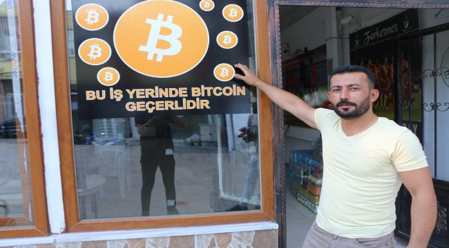 Kahvehane işletmecisi Bitcoin ile çay satışı başlattı - Videolu Haber