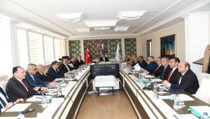 Kalkınma Stratejisi Ve Eylem Planı Analiz Sonuçları Değerlendirme Toplantısı Yapıldı