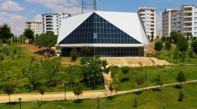 Karaköprü'de 'El Battani Uzay ve Havacılık Bilim Merkezi' açılacak - Videolu Haber