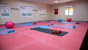 Karaköprü'de kadınlar için spor salonu imkanı - Videolu Haber