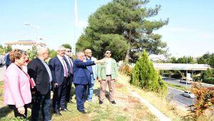 Karayolları 8. Bölge Müdürü Keskin'den Adıyaman Üniversitesine Ziyaret
