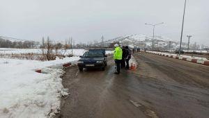 Kış Lastiği Takmayan Araç Sürücülerine Gerekli Ceza Uygulanacak